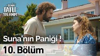 Suna'yı Panikleten Telefon!   Benim Tatlı Yalanım 10. Bölüm