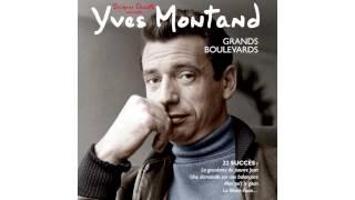 Yves Montand - Une demoiselle sur une balançoire Video