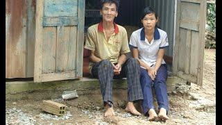 Mẹ mất, Cha Tâm thần, mới 14 tuổi đã phải kiếm cơm nuôi cha và bản thân 😢