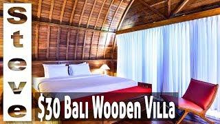 Gambar cover HOTEL WOODEN VILLA IN BALI - USD$ 30 per Night 🇮🇩