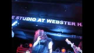 Witch Mountain - Your Corrupt Ways (Sour The Hymn) live at The Studio at Websterhall, NYC, 9-11-2014