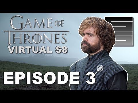 "Download Game Of Thrones Season 8 Episode 3 - ""Kings Of Winter"" |  Boston University Virtual Final Season"