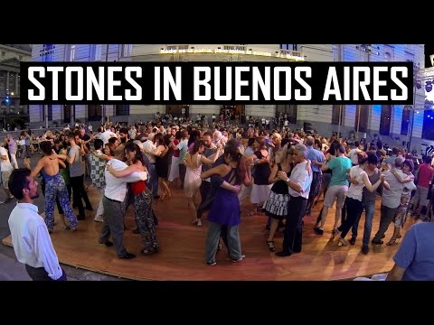 Explore South America with Backpack: Buenos Aires | Video HD | Stones on Travel