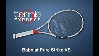 Babolat Pure Strike VS Racquet Review | Tennis Express