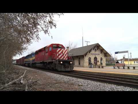 Wisconsin Train Action #1 Preview