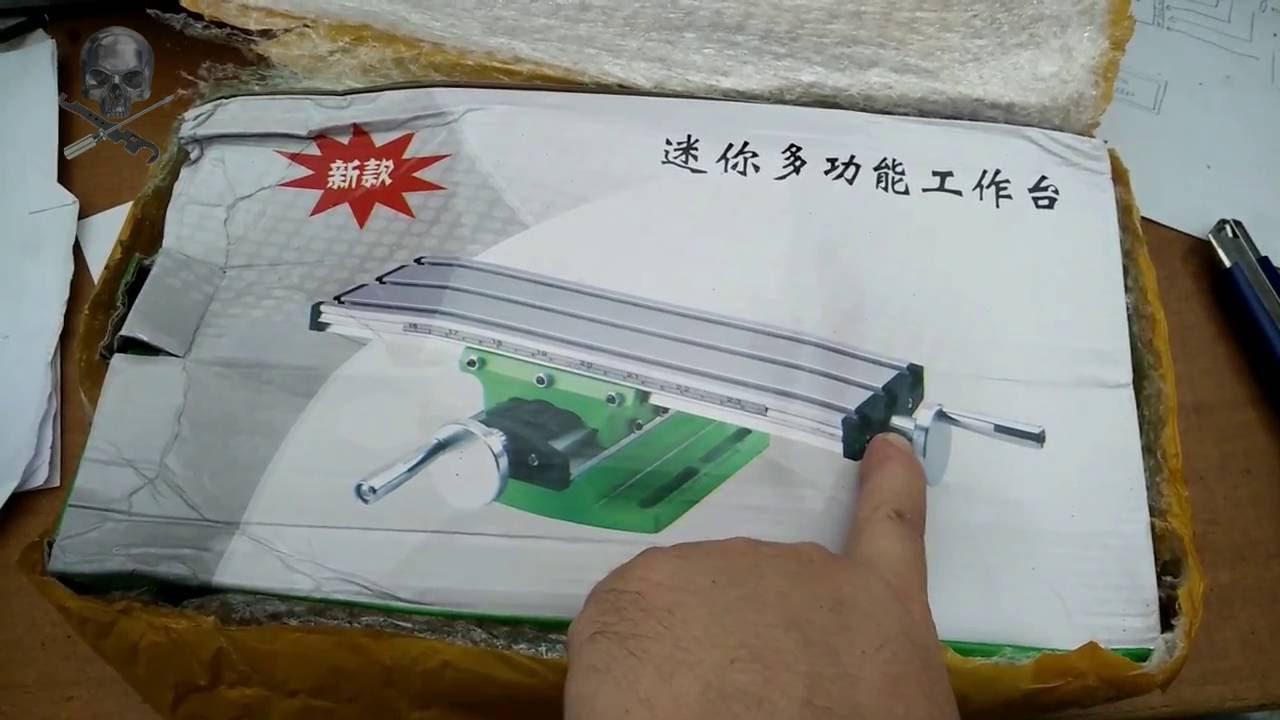 Recensione tavola a croce cinese economica aliexpress - Tavola a croce per trapano ...