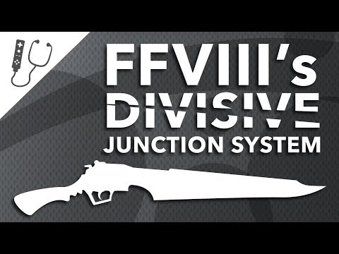 Final Fantasy VIII's Divisive Junction System ~ Design Doc