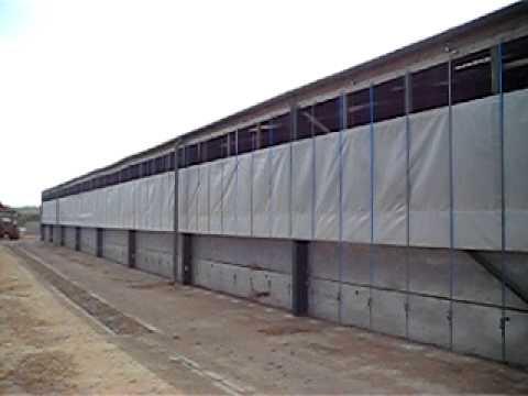 Livestock Curtains