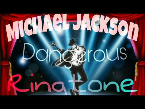 Michael Jackson Dangerous Ringtone Hq