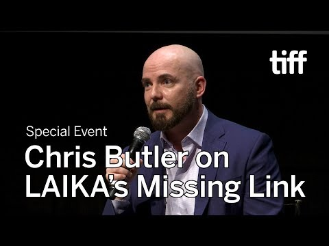 Chris Butler On LAIKA's MISSING LINK