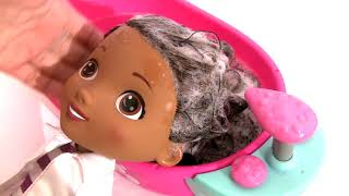 Doc McStuffins Disney Jr. Haircut and Style