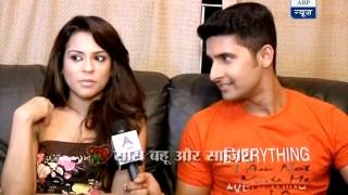 Ravi Dubey and Sana Saeed dance it out