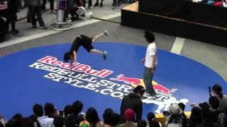 RBSS TOKYO Semi Final tokura VS YOSSHI
