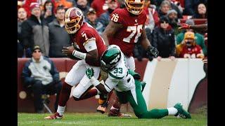 Jets' Jamal Adams one-upped himself vs. Redskins