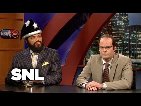 The NBA on TNT - SNL