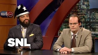 The NBA on TNT - SNL