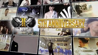 EXILE THE SECOND 5周年記念 EXILE TRIBE FAMILY × EXILE mobile連動企...