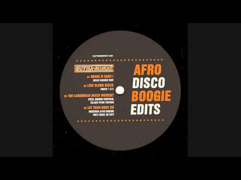 Guynamukat - Let Your Body Go (Afro Disco Boogie Edits Volume 6)