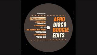 Guynamukat - Let Your Body Go (Afro Disco Boogie Edits Volume 6)