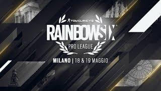 Rainbow Six Siege - Finali Pro League Stagione IX - Le Finalissime