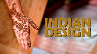 Bridal Mehendi | Indian Design | Simple Mehendi Designs
