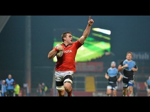 CJ Stander Tribute!