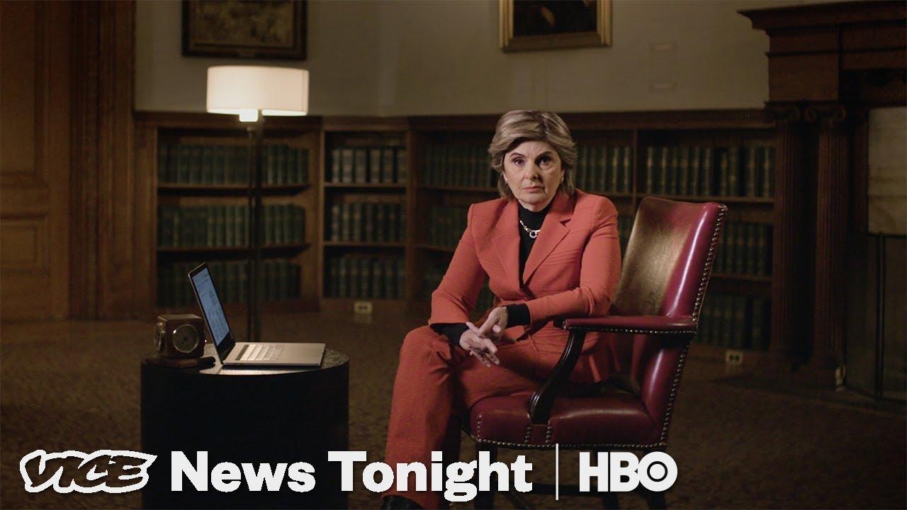 Gloria Allred Fact Checks The Internet On Gloria Allred | Vicepedia (HBO)