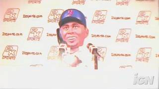 Major League Baseball 2K8 Xbox 360 Trailer - Press
