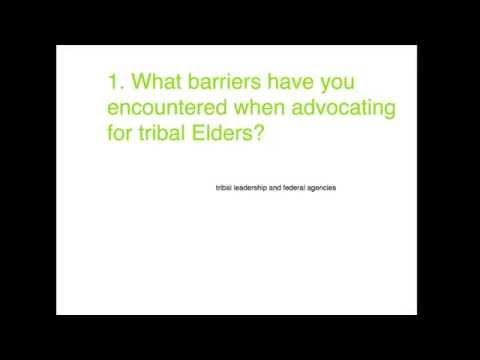 Tribal Nursing Homes: A Seat at the Table