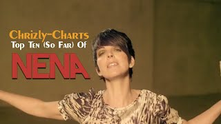 Chrizly-Charts TOP 10: Best Of Nena - So Far