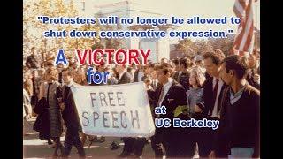 Gambar cover Victory for Free Speech at UC Berkeley (Yvette Felarca FAILED)