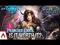 [Shadowverse] Is the New Blood Prebuilt Deck Worth It?