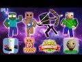 Monster School : ALL EPISODE 2 - Minecraft Animation