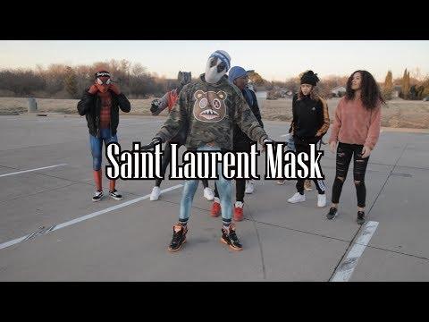 Travis Scott & Quavo - Saint Laurent Mask (Dance Video) shot by @Jmoney1041