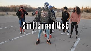 Travis Scott Quavo Saint Laurent Mask Dance Audio Shot By Ajmoney1041