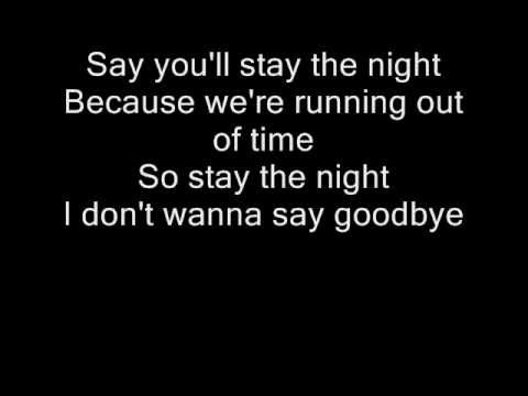 Mix - Green Day - Stay the night (Lyrics)