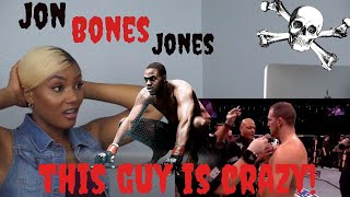 The Best of Jon Jones ,UFC, Knockouts Highlights Reaction