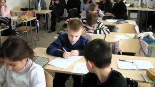 Работы детей к уроку внеклассного чтения