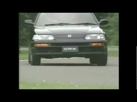 Honda CRX ED9 EE8 VTEC Produkt Video