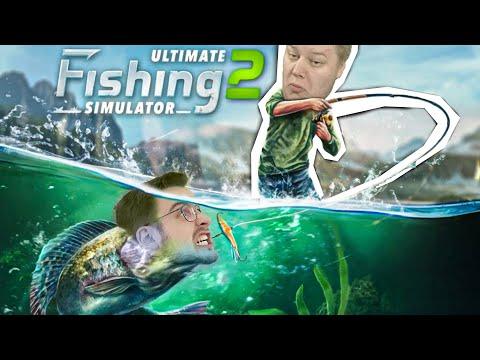 Wer kann AM MEISTEN FÄNGEN ?! | Ultimate Fishing Sim 2