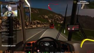Продолжение играем в  Euro Truck Simulator 2 Автобусы Бразилия( карта )(Мульти YouTube http://footnote.pro/youtube/ Игры покупаем тут: http://goo.gl/JCSpQU Хотим отблагодарить, идем сюда: Моментальный,..., 2016-06-03T18:51:45.000Z)