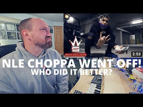 """NLE Choppa – """"Different Day"""" (Lil Baby Emotionally Scarred Remix) BEST REACTION!"""