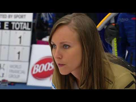 Team Homan ASSorted Curling Highlights 09/07/2017 6pm