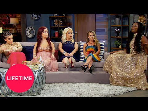 Little Women: Dallas - Caylea and Tori Fight Over D'Quan, Part 3 (Season 2 Reunion) | Lifetime