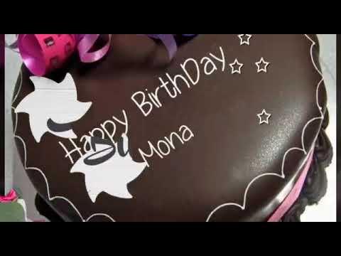 Happy Birthday Mona Mona Birthday Wishes Youtube Wishing you tons of happiness on your birthday. happy birthday mona mona birthday wishes