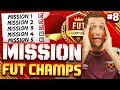MISSION FUT CHAMPS #8 - FIFA 18 ULTIMATE TEAM