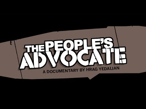 The People's Advocate: The Life & Times of Charles R. Garry