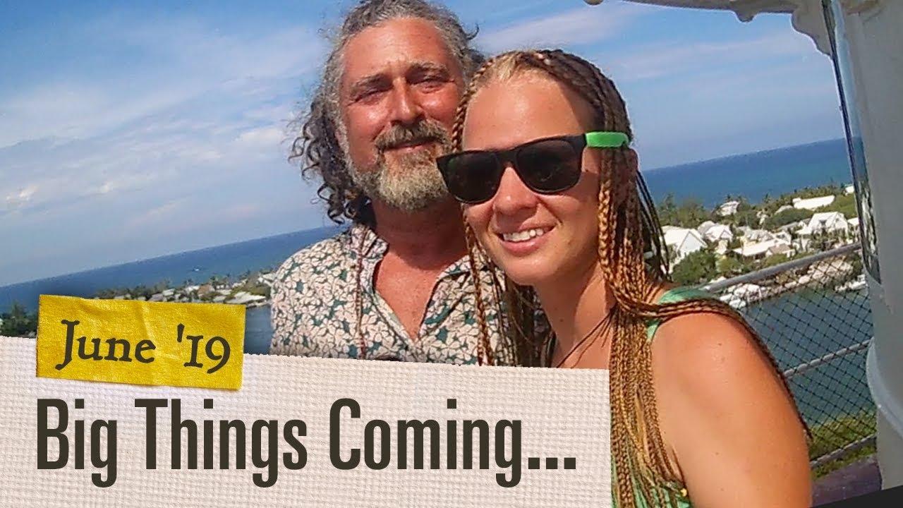 Download Ep. 2.06: Big Things coming + New Series! [Adventure Log June 2019]