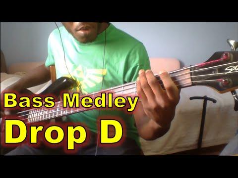 Bass medley in drop D