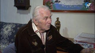Ветеран Великой Отечественной войны Александр Тулин рассказал о своем боевом пути